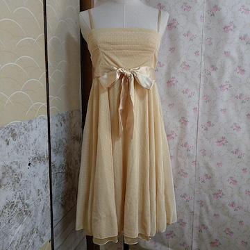 【新品】 パーティードレス カラードレス フォーマルドレス M