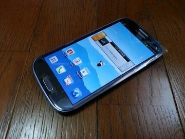 即落/即発!!新品未使用 SC-06D Galaxy S3 ブルー LTE Xi