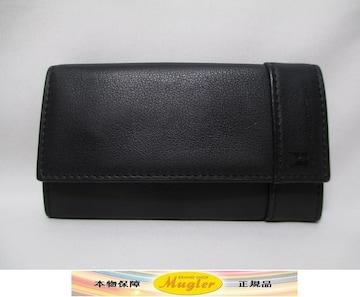 未使用 モレスキー MORESCHI 6連キーケース 黒