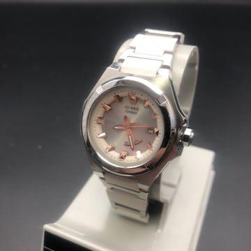 即決 CASIO カシオ G-MS BABY-G ソーラー 腕時計 MSG-W300C