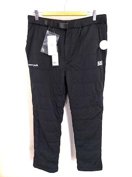 Snow Peak(スノーピーク)20AW FLEXIBLE INSULATED PANTSパンツ