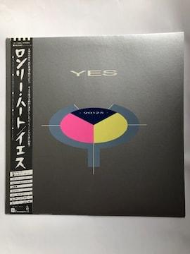 LPレコード、ロンリー・ハート/イエス