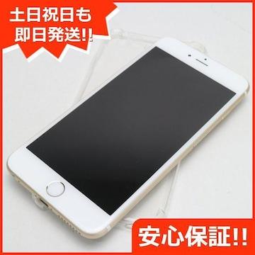 ●安心保証●超美品●DoCoMo iPhone6 PLUS 16GB ゴールド