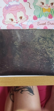 ジャンポールゴルチエ2つ折り財布サイバー