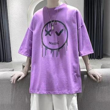 夏の新しい男性の半袖の韓国版