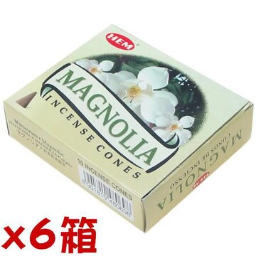 HEM マグノリア コーン 6箱セット
