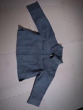 90 COME CA ISM グレーのジャケット 美品