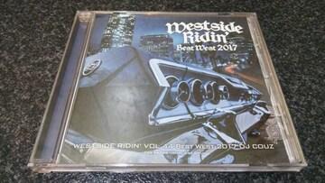 超美品 Best west mix Westside Ridin' Vol. 44 DJ Couz