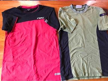 nev 半袖Tシヤツ2枚セットサイズ160