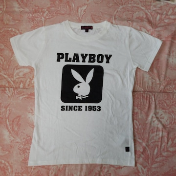 PLAYBOYTシャツ