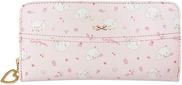 こぎみゅん★ラウンド長財布(CG1-11)ウォレット(ピンク)財布