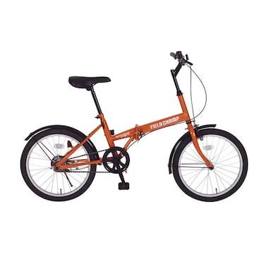 通勤・小旅行・ドライブのお供に☆折り畳み自転車