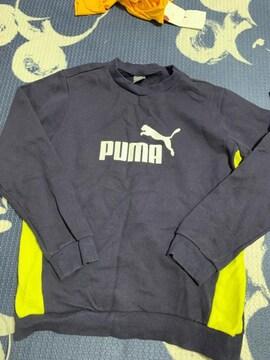 PUMA  トレーナー  160