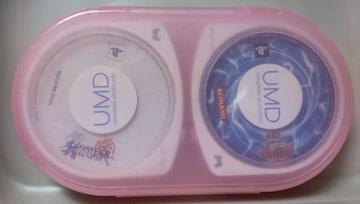 PSPソフト4本&ケース詰め合わせ福袋