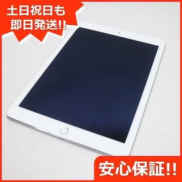 ●安心保証●新品同様●au iPad Air 2 Cellular 64GB シルバー●