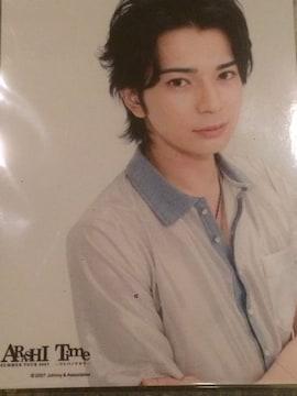 激安!激レア!☆嵐.松本潤/Time〜コトバノチカラ〜☆会場生写真