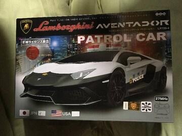 ランボルギーニパトカーリモコンカー