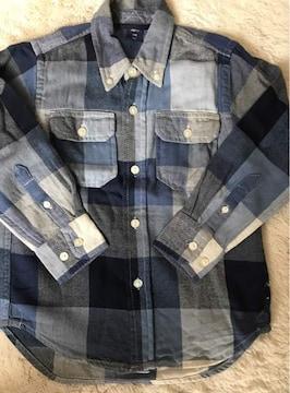 Gap kids チェックシャツ  110センチ