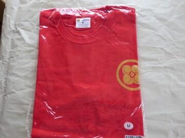 新品Tシャツ ももクロ サイズM 極楽門 赤 百田夏菜子