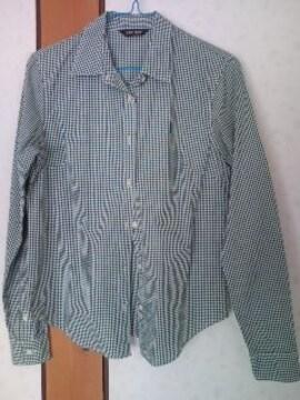 イーストボーイチェックシャツ