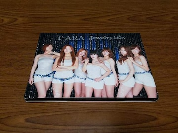 ★T-ARA★Jewelry box★CD&DVD★