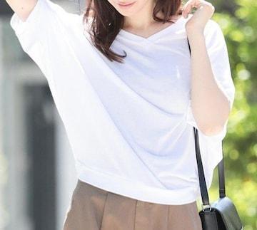 ☆新品 WEGO 白前後2WayドルマンTOP☆F