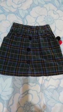 110スカート/日本製
