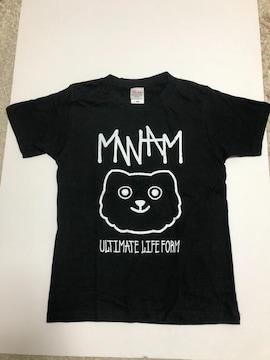マンウィズ アミッション Tシャツ kids140 新品