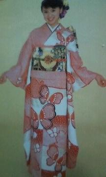 元祖アヒル口鈴木あみテレカ