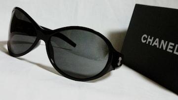 正規美 CHANELシャネル スタッズサングラス黒 ロックBOX hyde着 ハイド同型同色