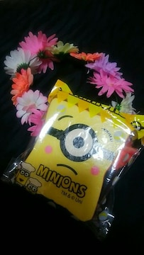 新品未使用☆ミニオンズ☆バナナトーストスクイーズ