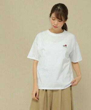 新品CONVERSE*半袖Tシャツ*未使用コンバース*白色レディース