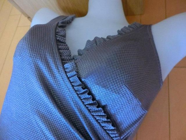 ungaro♪光沢デザインスイムウェア水着Mサイズ 日本製 < 女性ファッションの