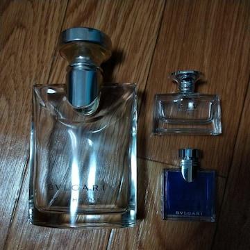 BVLGARI香水(空瓶含む)台湾土産 税関OK品