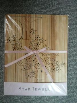 STAR JEWELRY「オリジナルピアスツリー」