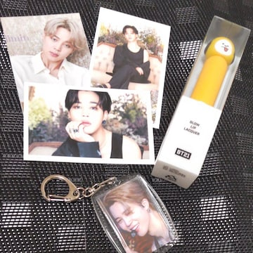 BTS /ジミン& CHIMMYグッズ