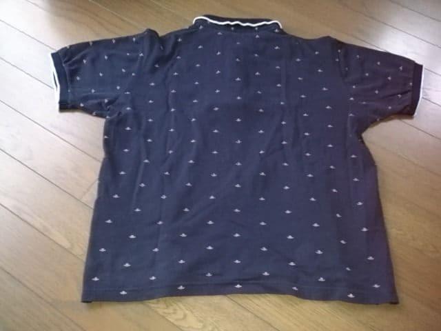 ★RAGEBLUE製*半袖ポロシャツ/サイズMレイジブルーハレ < ブランドの