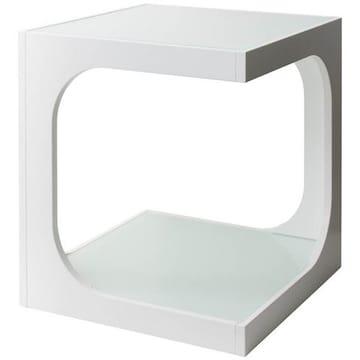 サイドテーブル ホワイト ST-402_WH