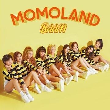 即決 MOMOLAND BAAM 初回限定盤A (+DVD) 新品未開封