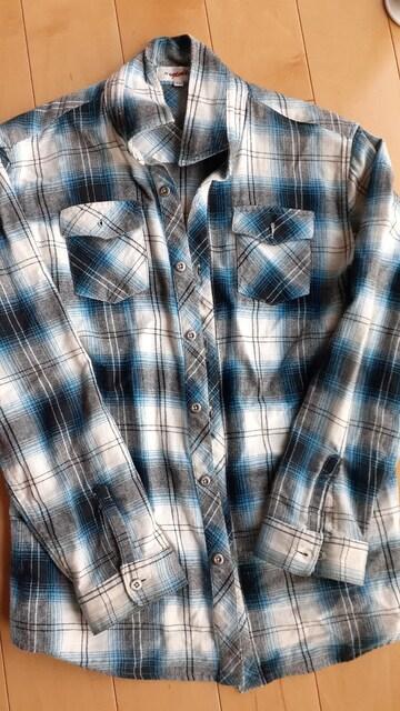 チェックシャツ 150cm  < キッズ/ベビーの