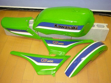Z400GP塗装用マスキングステッカー�B