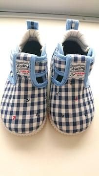 【送料込】フエ付き靴&長靴2点セット13�p☆美品&新品
