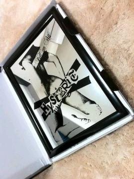 送料無料ヒステリックグラマー 壁掛けミラー 鏡 中古3N ノベルティー 非売品