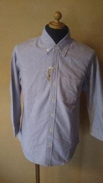売り切りセール/joey/Houston/七分丈BDワークシャツ/M