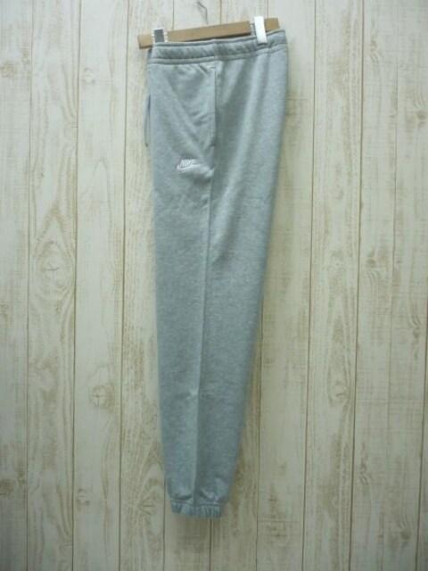 即決☆ナイキ スウェット ジャケット+カフパンツ GRY/M 上下セット 新品 < ブランドの