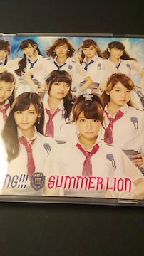 アイドリング!!!限定CD+DVD〜サマーライオン〜トレカ付