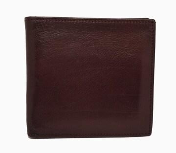 正規コーチ二つ折りレザー財布コインケース付きレザーダー