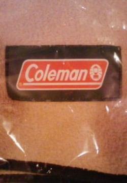 Colemanブランケット