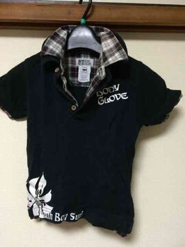 BODY GLOVE/レイヤード風シャツ/半袖Tシャツ/サーフ/110cm