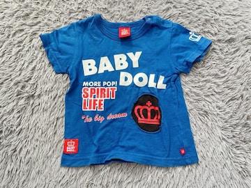 BABYDOLL★半袖Tシャツ 90